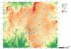 100px bangalore map