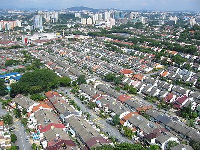 Bagaimana untuk pergi ke Bangsar dengan pengangkutan awam - Tentang tempat tersebut