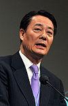 Banri Kaieda cropped 2 Banri Kaieda 20110620 3.jpg