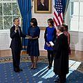 Barack Obama 2013 inauguration - high angle.jpg