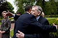 Barack Obama embraces his great uncle Charles Payne.jpg