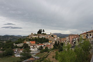 Baranello Comune in Molise, Italy
