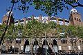 Barcelona (junction of Gran Via de les Corts Catalanes and Marina street). La Monumental bullring. 1914-1916. Manuel J. Raspall, Ignasi Mas and Domènec Sugrañes, architects (26973473290).jpg