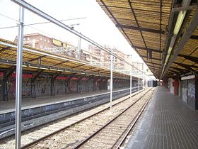 Image illustrative de l'article Mercat Nou (métro de Barcelone)