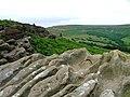 Barker's Crags, Scrugdale - geograph.org.uk - 30525.jpg
