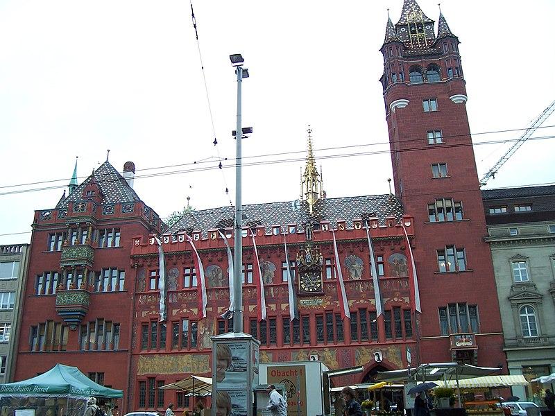File:Basel townhall.JPG