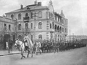 Battle of Tsingtao Germans