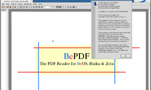 BePDF - Image: Be PDF 1.1.1b 4