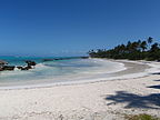 Tanzania - Zanzibar, Kiwengwa, Widok na plażę Ki