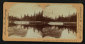 Beautiful Mirror Lake, Yosemite Valley, Cal. U.S.A, by Singley, B. L. (Benjamin Lloyd) 9.png
