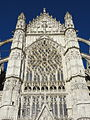 Beauvais (60), cathédrale Saint-Pierre, croisillon sud, parties hautes 2.jpg