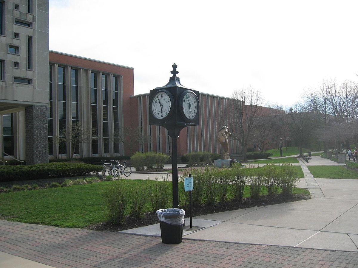 Ohio Wesleyan University Library Wikipedia