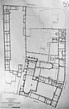 begane grond, tekening - delft - 20050135 - rce