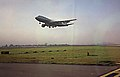 Behind the landing 747, line up - Gatwick 1997.jpg