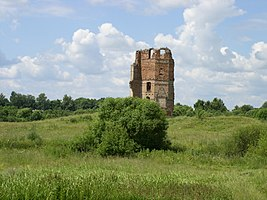 Belarus-Smalyany-Bely Kovel Castle-1.jpg