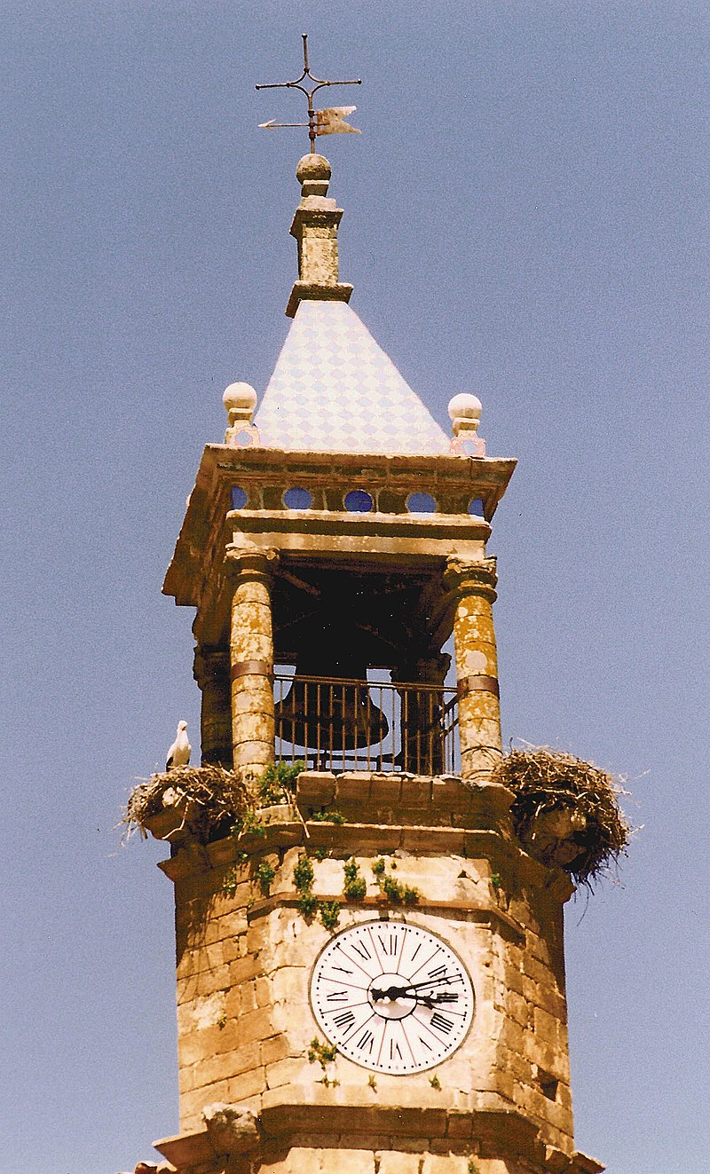 Bell tower - Plaza Mayor - Trujillo.jpg