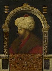 Gentile Bellini: The Sultan Mehmet II