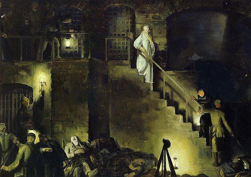 File:Bellows George Edith Cavell 1918.jpg