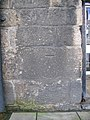 Benchmark on the Town Hall - geograph.org.uk - 490738.jpg