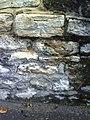 Benchmark on wall of Bath Street - geograph.org.uk - 2093758.jpg