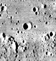Benedict crater (as seen by Lunar Orbiter 1).jpg
