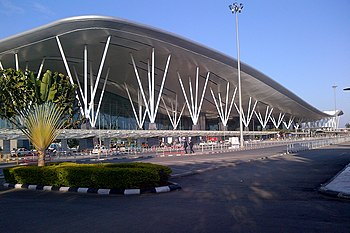 Flughafen Bengaluru International Airport