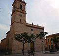 Benimàmet, església de sant Vicent màrtir.JPG
