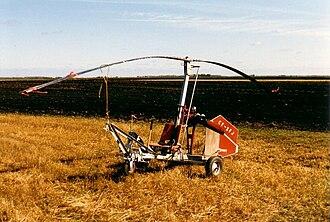 Bensen B-8 - A Bensen B-8M, 1988