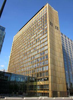 Berlin, Kreuzberg, Axel Springer Strasse 56, Axel Springer Hochhaus 01