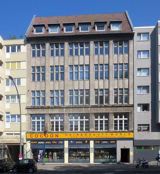 datei berlin schoeneberg potsdamer strasse 199 buero und wikipedia. Black Bedroom Furniture Sets. Home Design Ideas