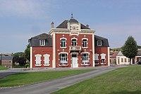 Bernot (Aisne) mairie.JPG