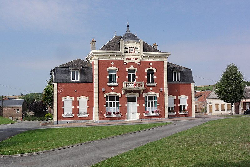 Bernot (Aisne) mairie