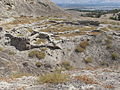 Bet Shean Canaanite fortress.JPG