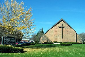 Bethersda Temple Apostolic Church, Dayton, Ohi...