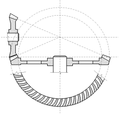 Bevel gear-tech drawing.png