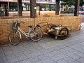 Bicycle trailer of Japan.jpg