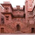 Bikâner-Junagarh Fort-03-Ganga Mahal-2013108.jpg