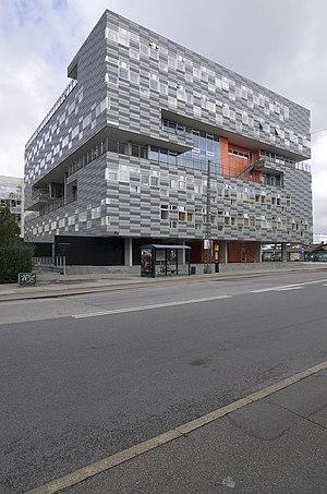Aart Architects - Image: Bikuben Kollegium (Copenhagen)