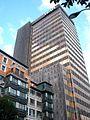 Bilbao - Calle Hurtado de Amézaga y Torre del Banco de Vizcaya 2.jpg