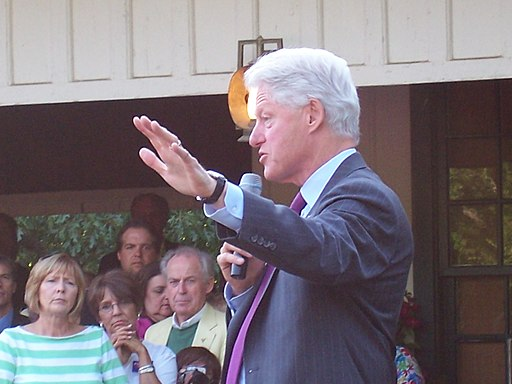 Bill Clinton in Murray, KY - May 2008