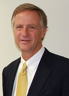 Bill Haslam Governor of Tennessee