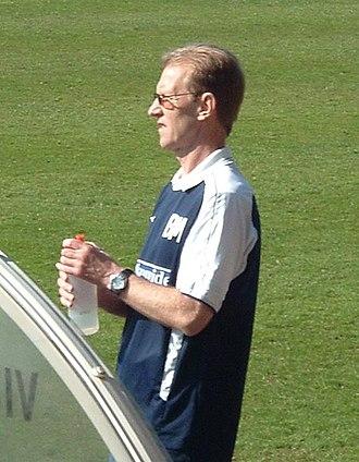 Billy McEwan (footballer, born 1951) - McEwan managing York City in 2007