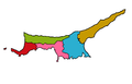 Blank district map of Northern Cyprus.png