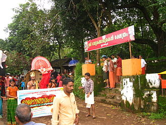 Malabar region - Onam celebration at Blathur