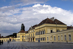 Laxenburg castles - Blauer Hof