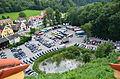 Blick von der Burg in Schwangau.JPG