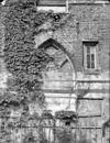 blindtracering zijgevel kloostergebouw - groningen - 20092504 - rce
