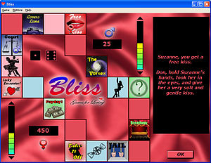 Bliss the Game for Lovers