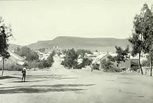 Bloemfontein, from the South - c1900.JPG
