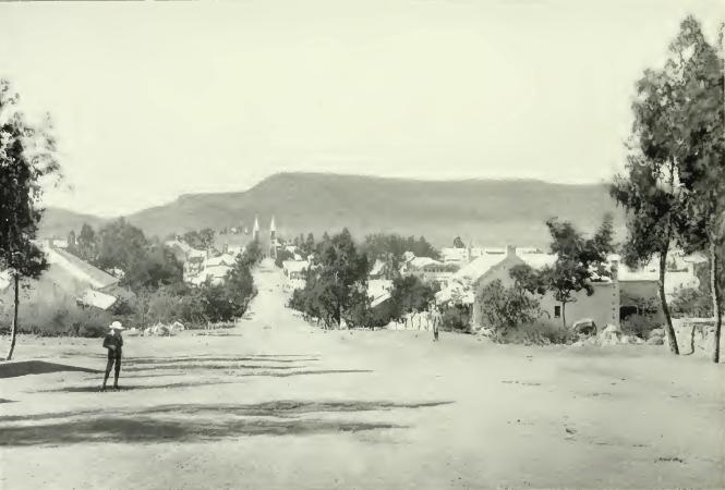 Bloemfontein, from the South - c1900